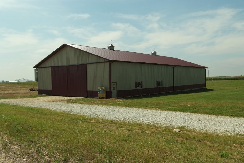 Owens Agricultural Comer Buildings
