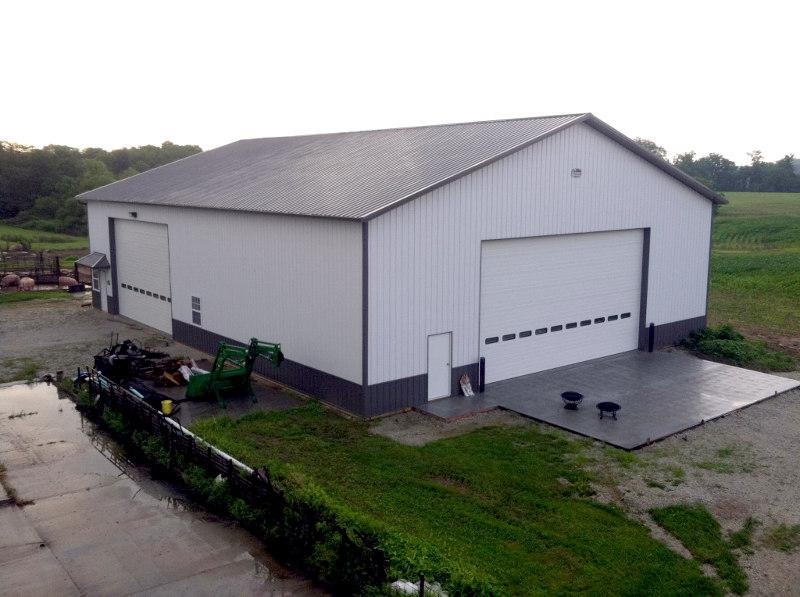machine shop building