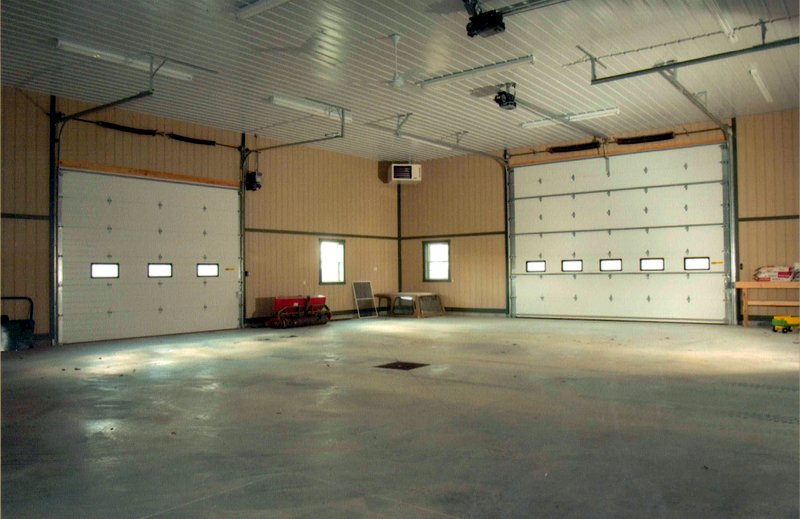 Interior Finishes Comer Post Frame Buildings