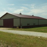 Owens Agricultural Building 60'x 120'