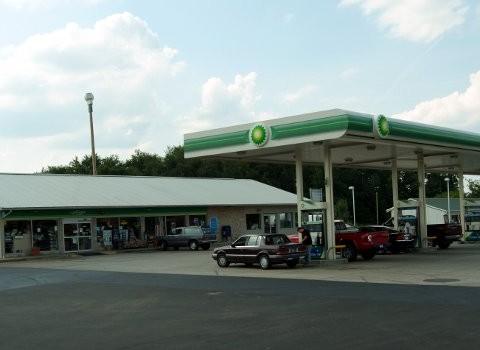BP Fuel Station