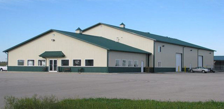 Greensburg Lease Building