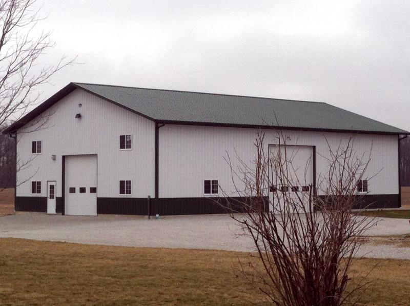 Greensburg Indiana Comer Buildings