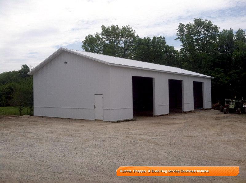 Stone's Farm Service Greenburg Indiana 36' x72'