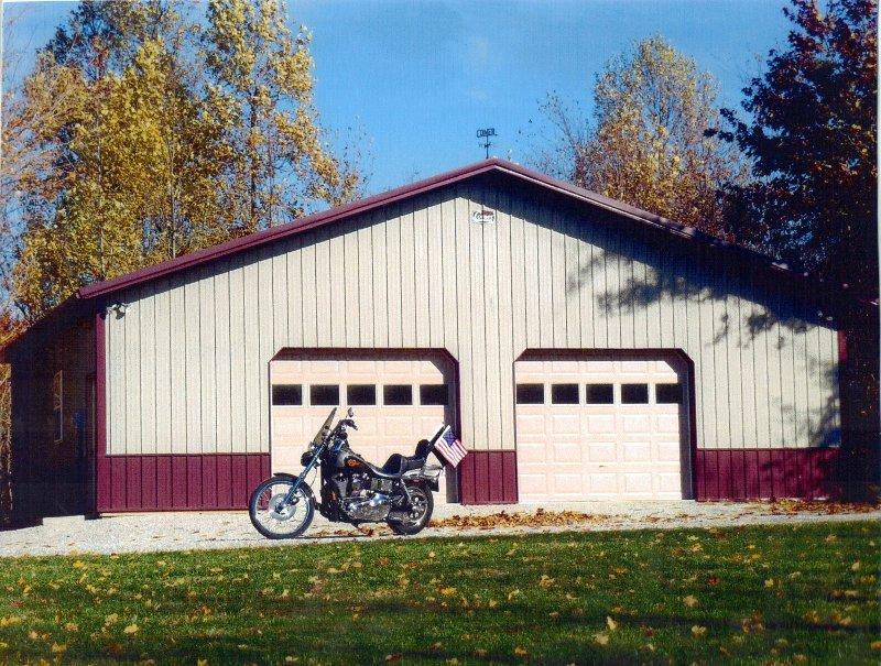 Harley Storage Building